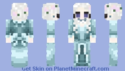 ❦Marie Antoinette ❦ Minecraft Skin