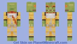 Bossk - Star Wars Minecraft Skin