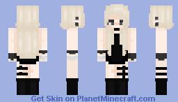 Taylor Momsen ~♡ (Celeb Theme) Minecraft Skin