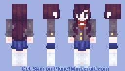 Knife Wife Minecraft Skin