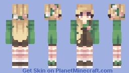 ꌗꍏꀸꀸꀤ_ꍟ|t:: je m'efface Minecraft Skin