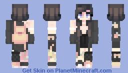 Wanderlust Minecraft Skin