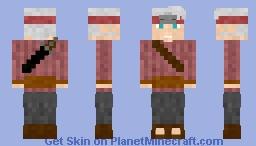 Ichirota Oniyuzu | Boruto Minecraft Skin