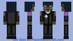 Sonar (Minecraft Story Mode) Minecraft Skin