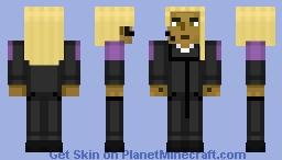Stella (Associate) (Minecraft Story Mode) Minecraft Skin