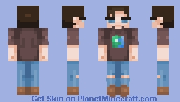 Terminant Minecraft Skin