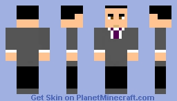 Thomas S Monson 1927-2018 Minecraft Skin