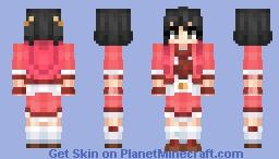 Vocaloid 4 - Kaai Yuki 🎶 Minecraft Skin
