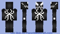 Venom Minecraft Skin