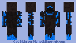 Winter Lord Minecraft Skin