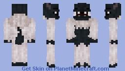 [Fire Emblem: Fates] Wolfskin (Beast Form) Minecraft Skin