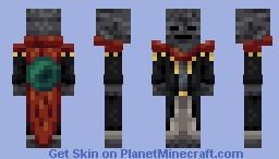 UHC España | ElRichmc Minecraft Skin