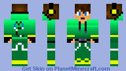 My skin (but the colors changed) Minecraft Skin