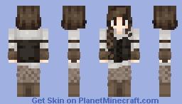 ♫*.:。яєℓιєf。:.*♫   Lost Minecraft Skin