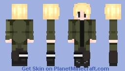 Agust    D Minecraft Skin