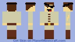 Medieval Adventurer Minecraft Skin