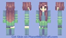 I'm A Gem || Contest Entry Minecraft Skin