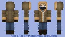 Arctic explorer Minecraft Skin