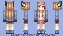 Despair to the point will they provoke Minecraft Skin