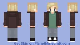 crustyboy Minecraft Skin