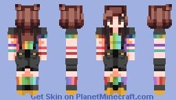 Rainbows // Skin Trade Minecraft Skin