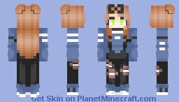 The First Ever Contest I Will Participate In! Minecraft Skin