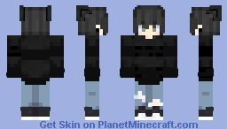 Shy boy (last update) Minecraft Skin