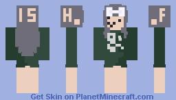 ',:^) Minecraft Skin