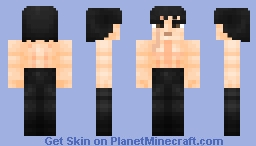 Ben Swole (Swoley Boi) Minecraft Skin