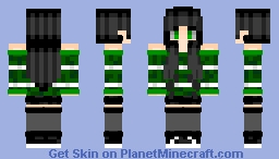 ~Rin~ (REUPLOAD) An old request reupload for Deltoraquestgirl Minecraft Skin