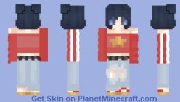 ƒ¡ℜεƒ⌊ϒε | 🌟  Nora Universe 🌟 Minecraft Skin