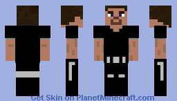 Starwars / Normal Steve Minecraft Skin