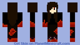 addicted to halloween Minecraft Skin