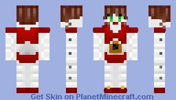 circus baby from (FNaF season 2 game 1) Minecraft Skin