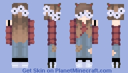 🗣Fall Farmer // New Minecraft Skin