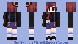Erza Inspired:3 (FairyTail) Minecraft Skin