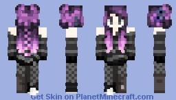"""★αlєх★ """"everything stays,"""" Minecraft Skin"""