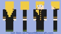 female Koichi Minecraft Skin