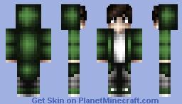 FinelaKye - My ReShade Minecraft Skin