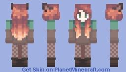 ★αlєх★ fox Minecraft Skin