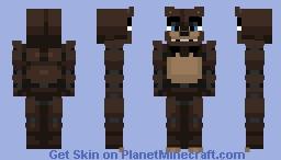 Freddy Fazbear | FNaF Minecraft