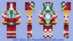 Kamen Rider Garren 仮面ライダーギャレン Minecraft Skin