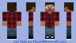 garzett Minecraft Skin