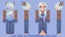 Goldilocks [Fanskin] Minecraft Skin
