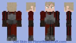 Henry's Guard Uniform Minecraft Skin