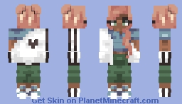 Glues Contest on SS Minecraft Skin