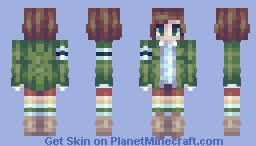 the adventure Minecraft Skin