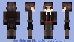 kaz brekker Minecraft Skin
