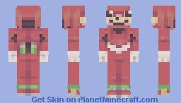 Knuck Knock Minecraft Skin