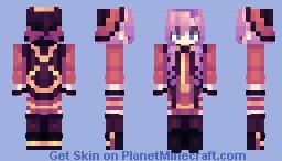 'мαgι¢'ѕ тнє σηℓу ƒяιєη∂ ι ηєє∂!' // ᴠᴀʟᴋʏʀɪᴇ ᴄᴏɴɴᴇᴄᴛ Minecraft Skin